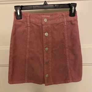 Billabong corduroy Skirt
